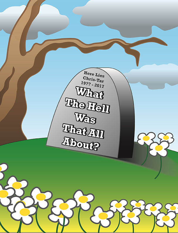 Chris-Tar's Epitaph